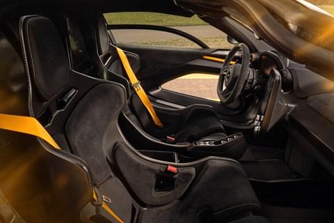 Novitec Senna interior