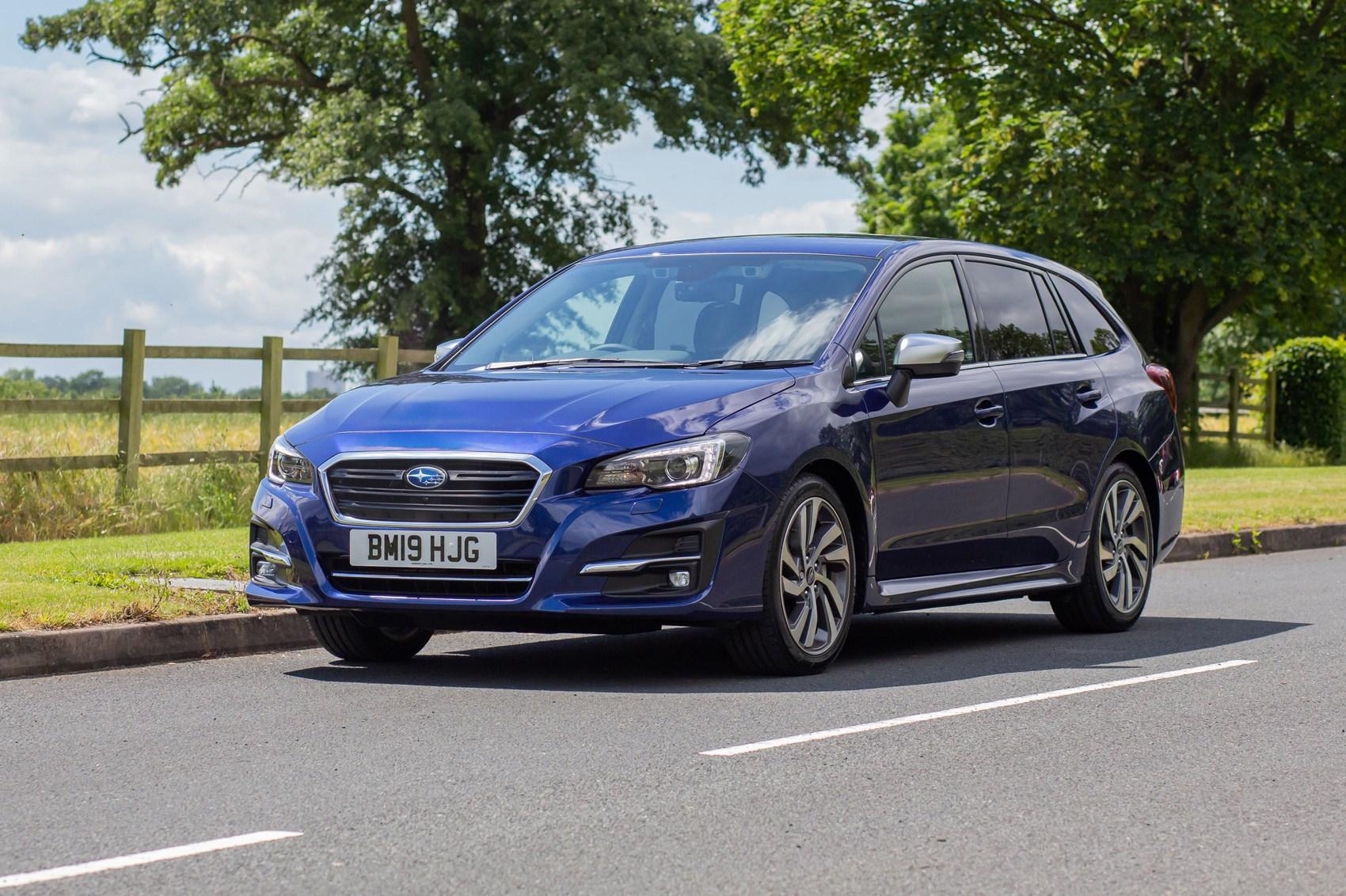 Subaru Levorg 2020 Review So Very Misunderstood Car Magazine