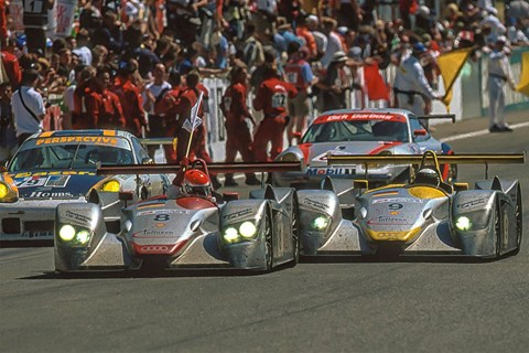 Le Mans 2000