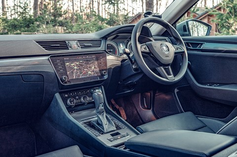 Superb LTT interior