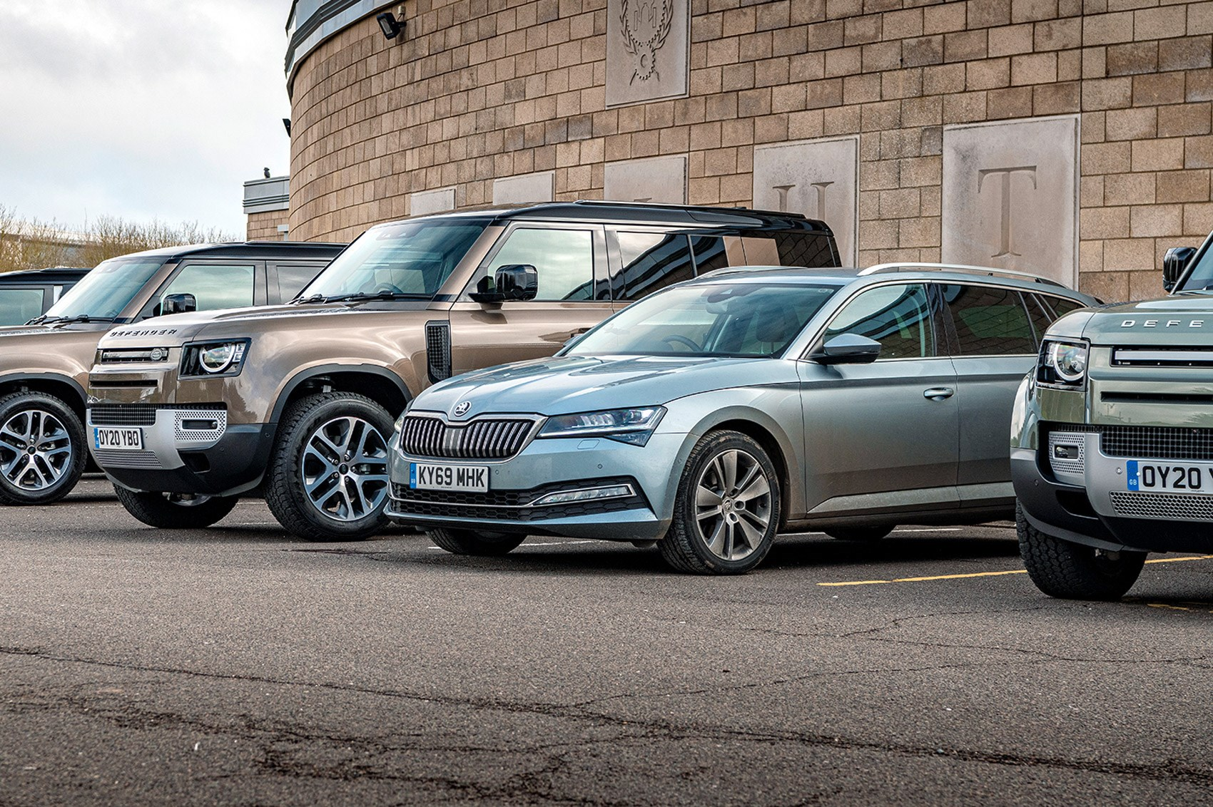 Our Skoda Superb Estate: where's the ambition?