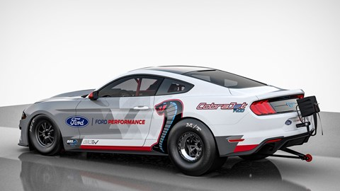 The Mustang EV we really wanted?