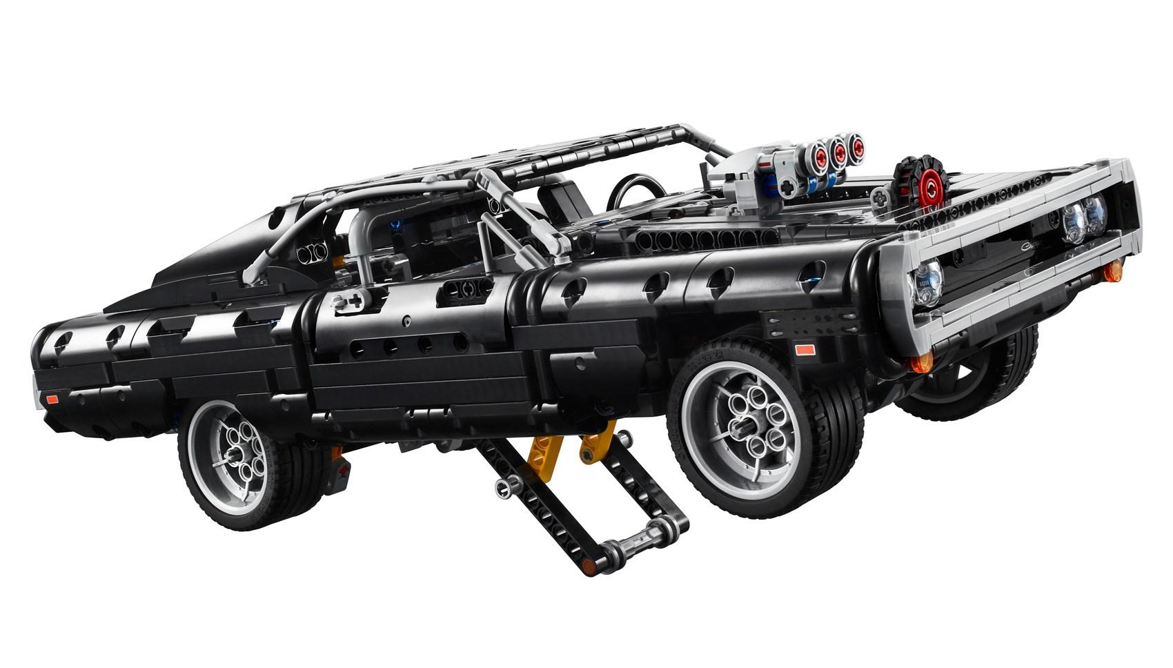lego charger wheelie