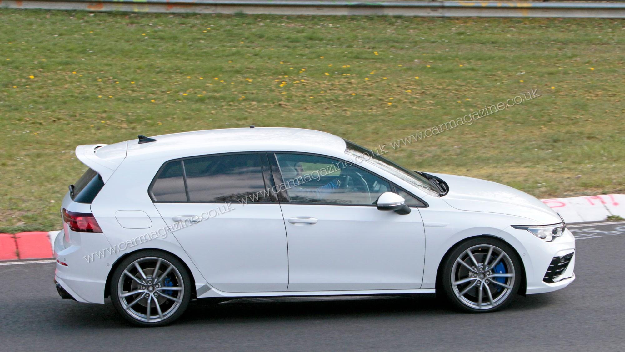 Next Golf R Estate Variant Spotted Due 2021 Car Magazine
