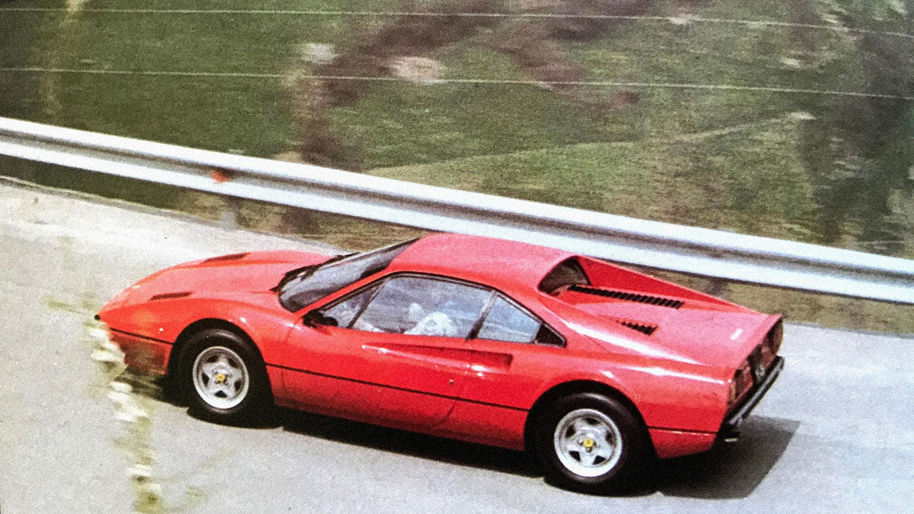 Ferrari 308 Gtb 1976 Review From Factory To The Mountains Car Magazine