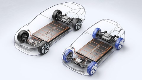 How an electric car battery works
