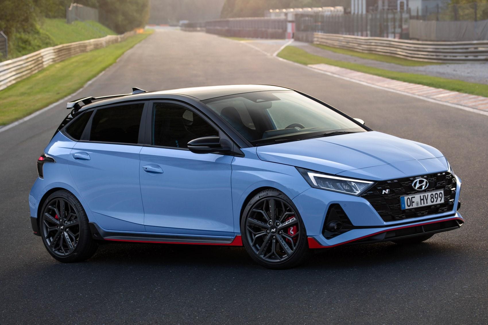 All-new Hyundai i20N blasts in for 2021 | CAR Magazine