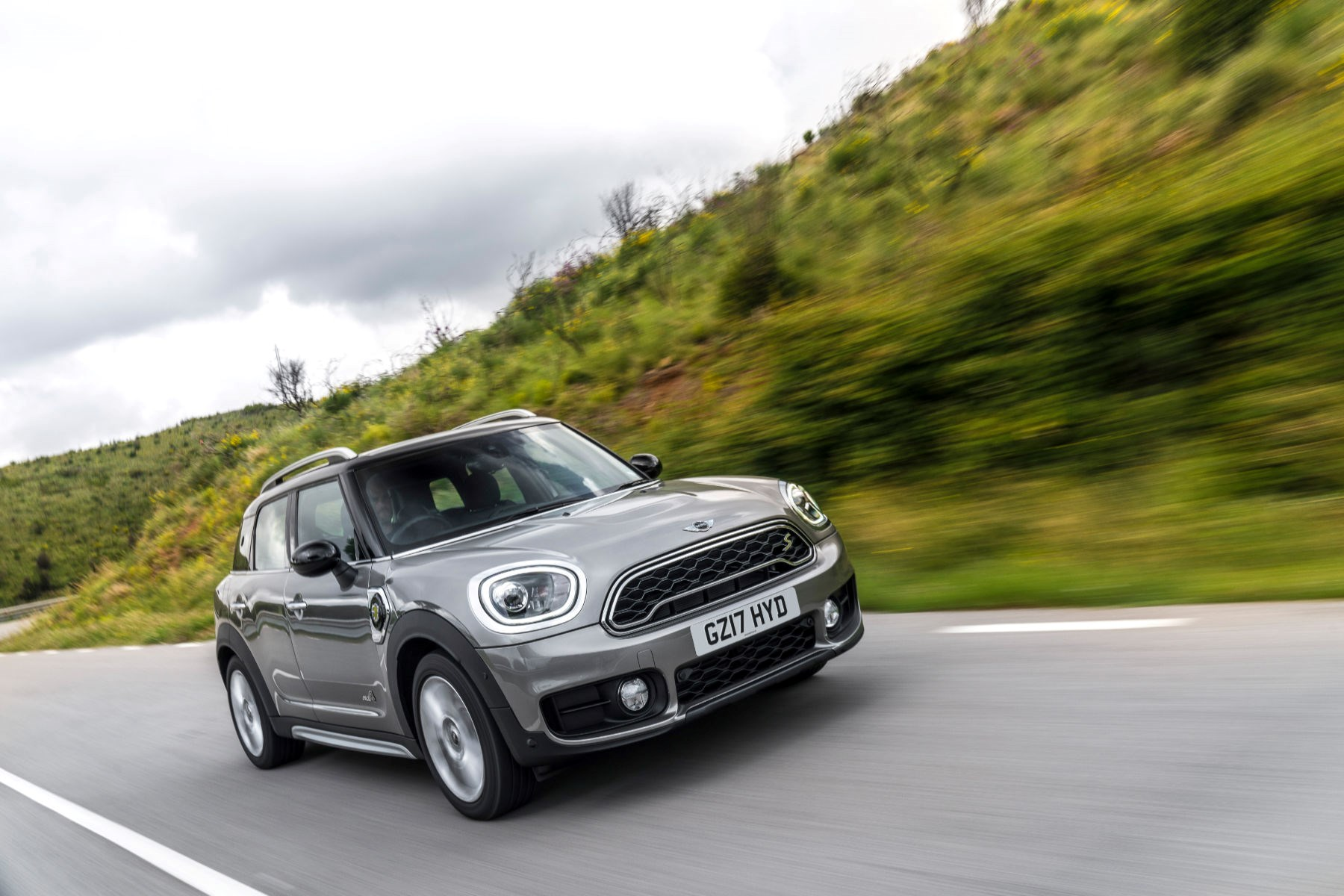 2020 Mini Countryman Hybrid
