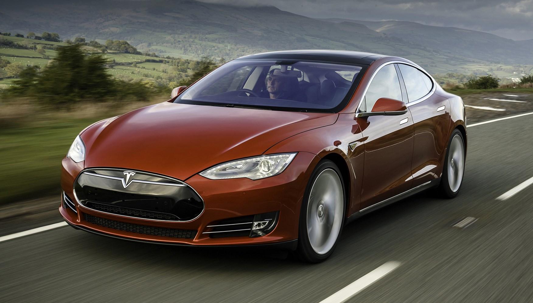Bmw I5 I7 Scoop Target Tesla Model S Car Magazine