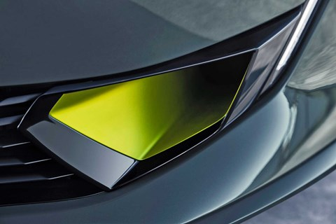 Bright green Kryptonite detailing accents bound for sportier electric Peugeots