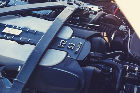 DB11 engine