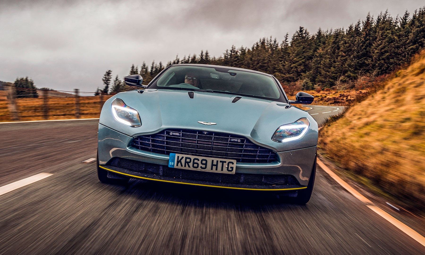 Aston Martin Db11 Amr Long Term Test Car Magazine
