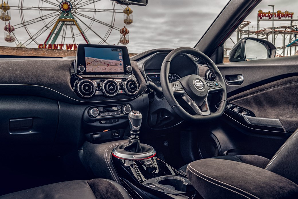 juke interior