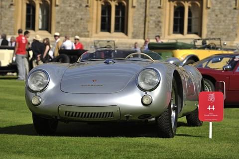 The 550 Spyder: Gavin Green's favourite Porsche