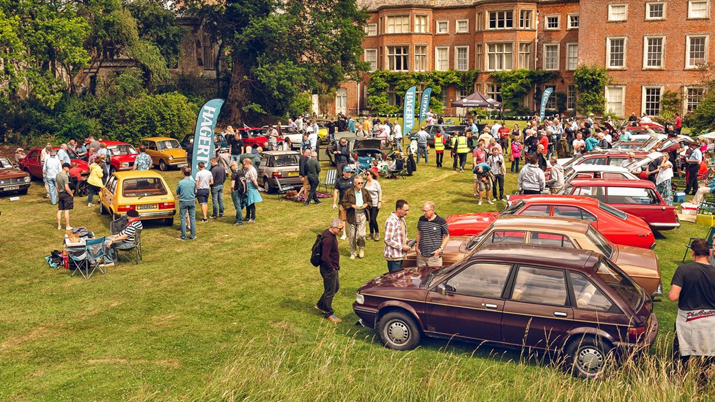 Festival of the Unexceptional: the bland that time forgot