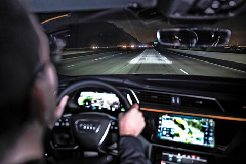 digital matrix lane light