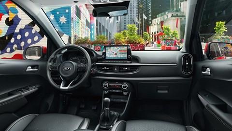 2020 Kia Picanto - interior
