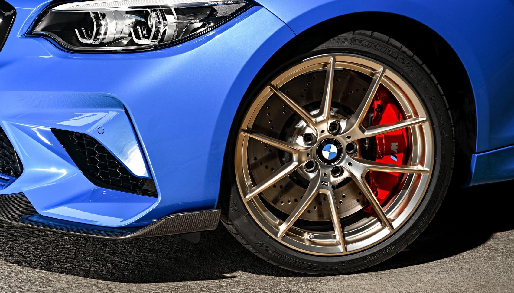 M2 CS wheel