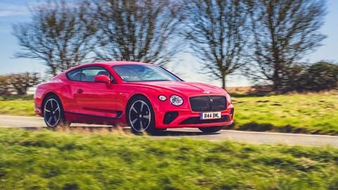 Bentley Continental GT V8 long-term test