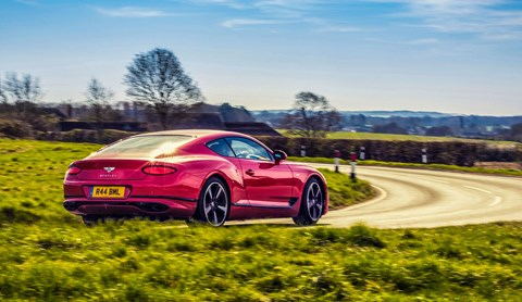 Bentley Continental GT: the 2020 long-term test