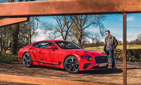 Splendid isolation: CAR magazine's Tim Pollard turns Bentley Boy in the coronavirus lockdown