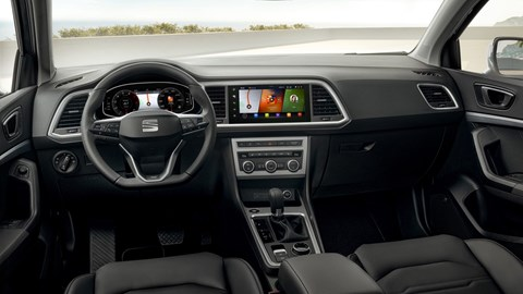 2020 SEAT Ateca - interior