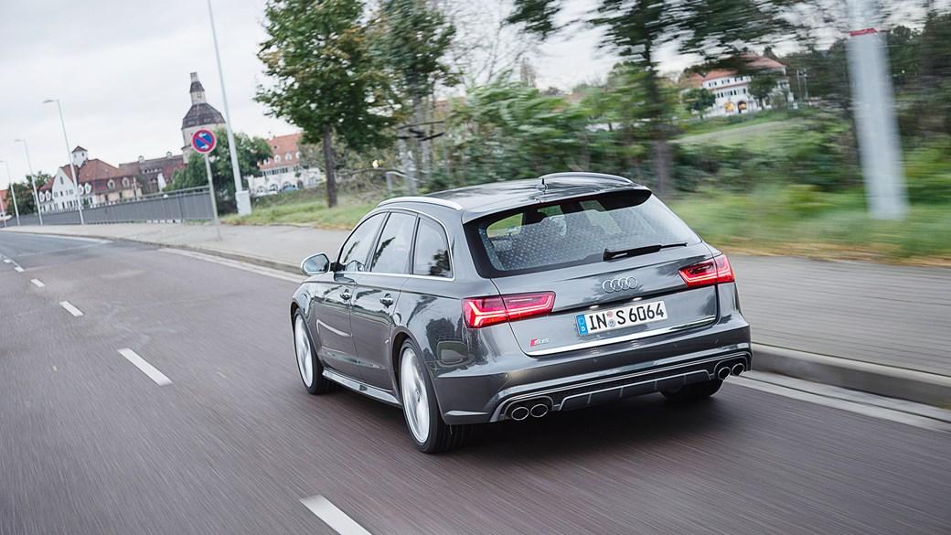 Audi S Avant Review CAR Magazine - Audi s6 review