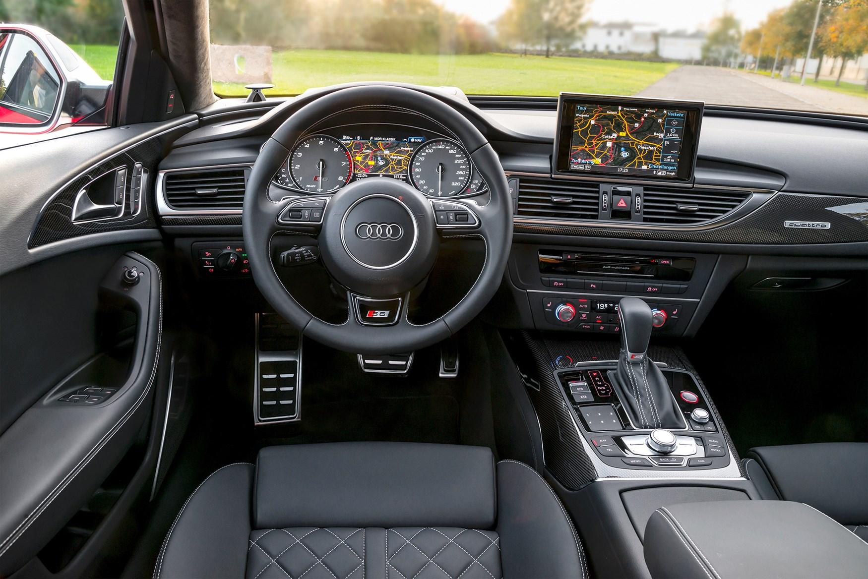 Kekurangan Audi S6 2015 Review