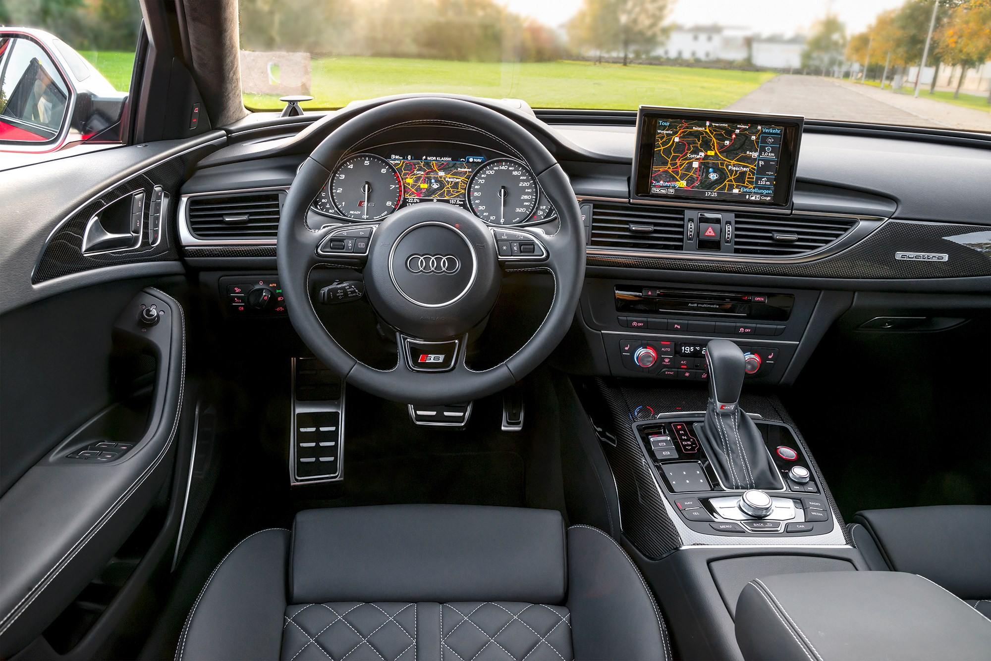 Audi Q5 Lease >> Audi S6 Avant (2015) review | CAR Magazine