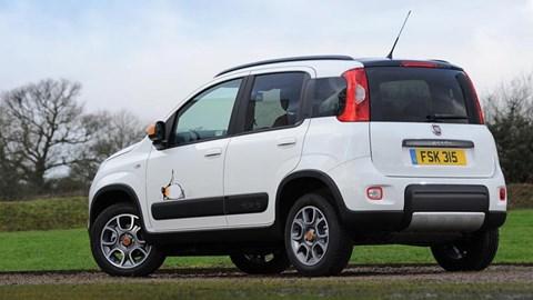 Fiat Panda Mk3 Antarctica