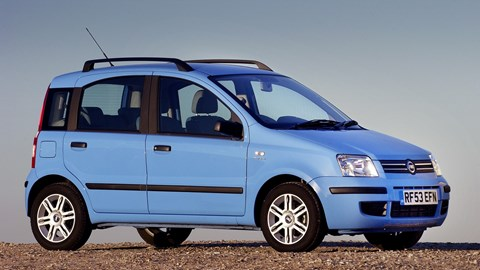 Fiat Panda Mk2