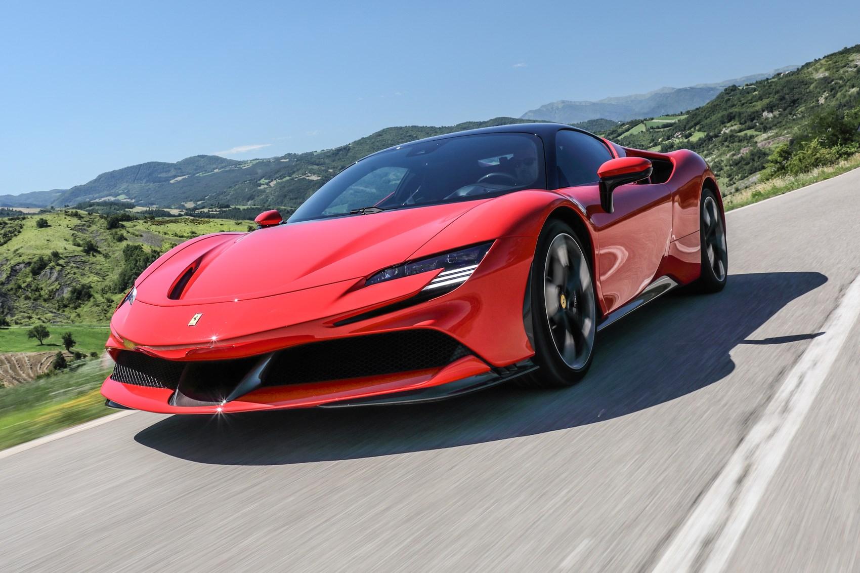 Ferrari Sf90 Stradale 2020 Review An Electrifying Performance Car Magazine