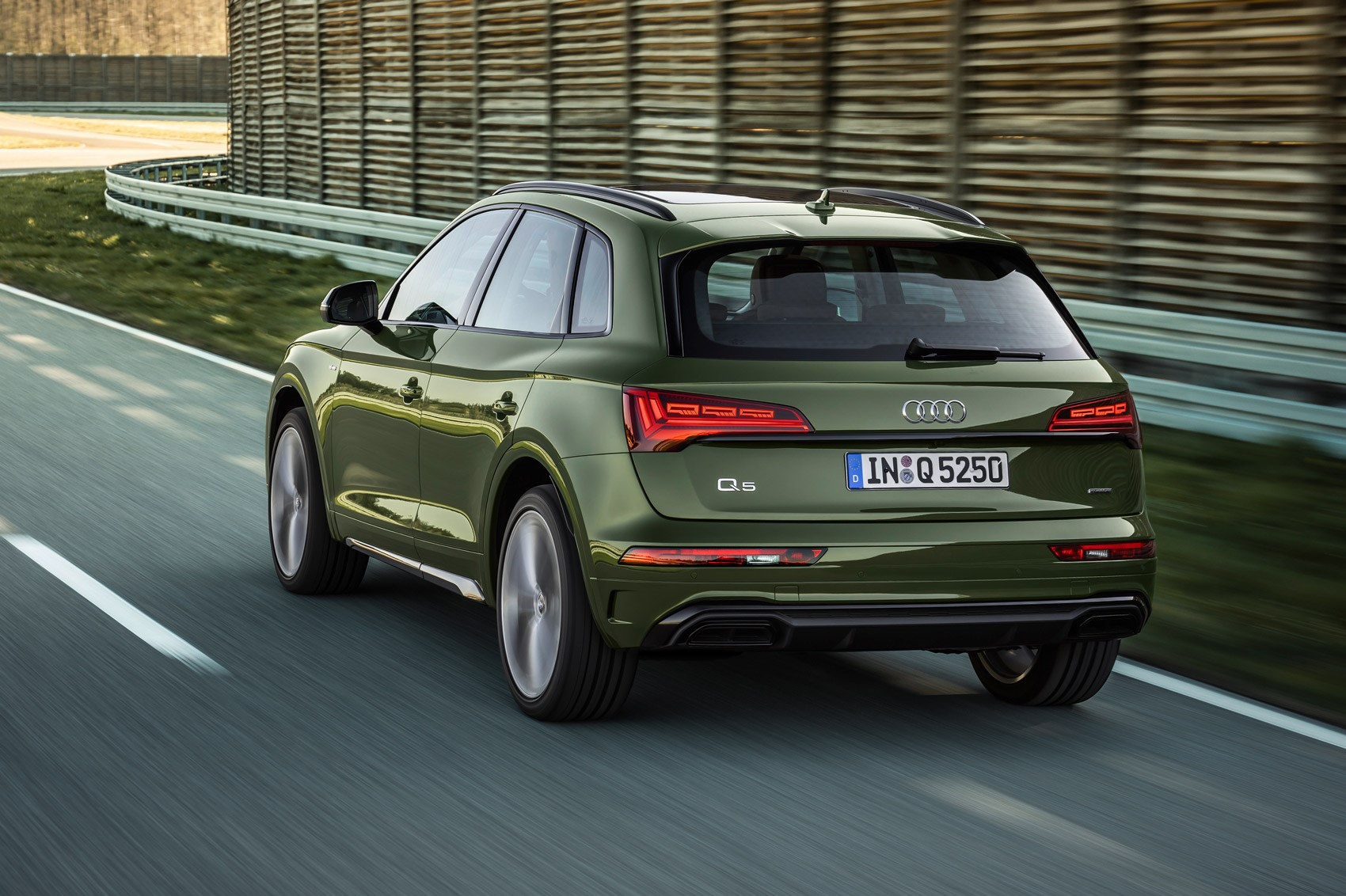 Audi Q5 - Now in pictures