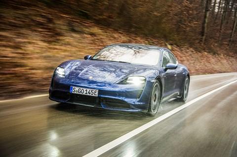Porsche Taycan Turbo: the new face of Porsche