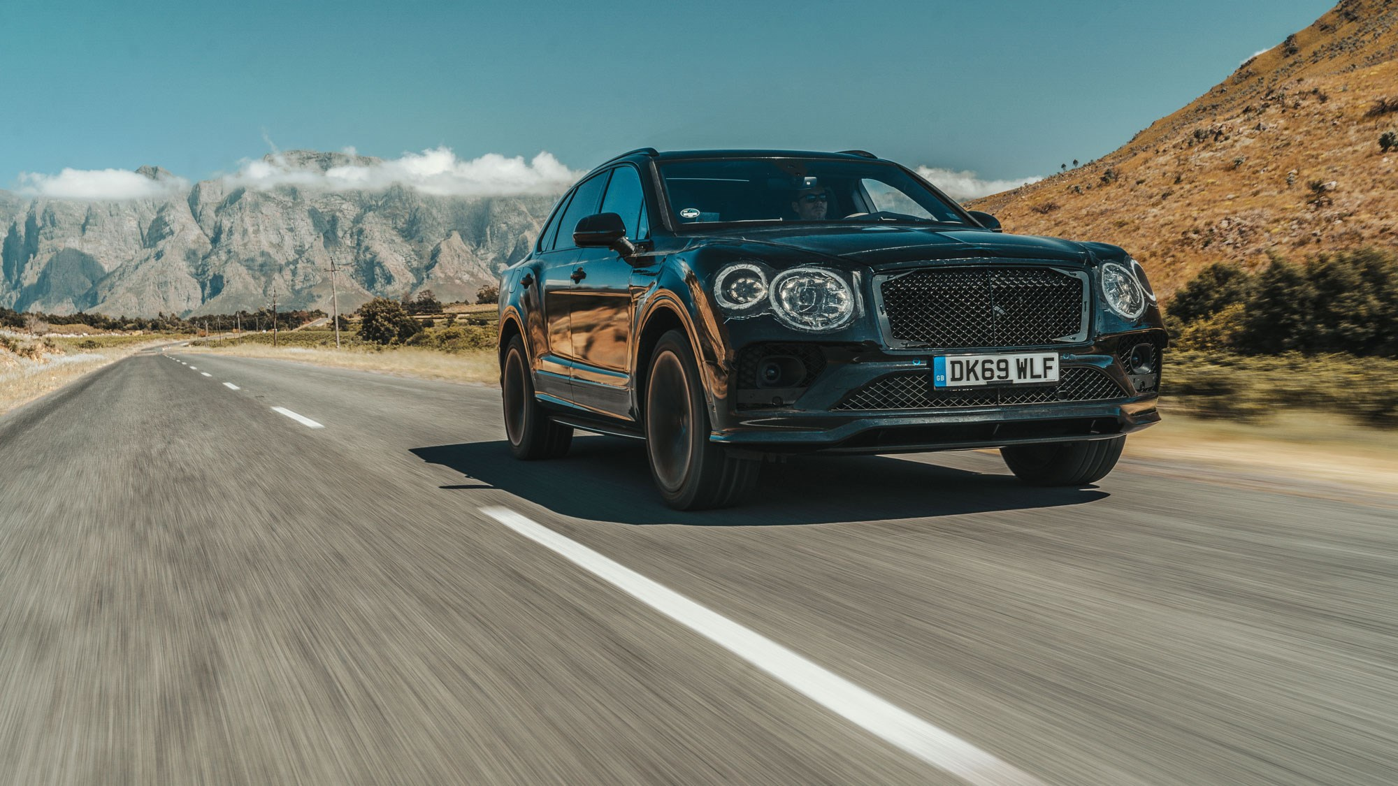 2021 Bentley Bentayga Prototype Review Car Magazine