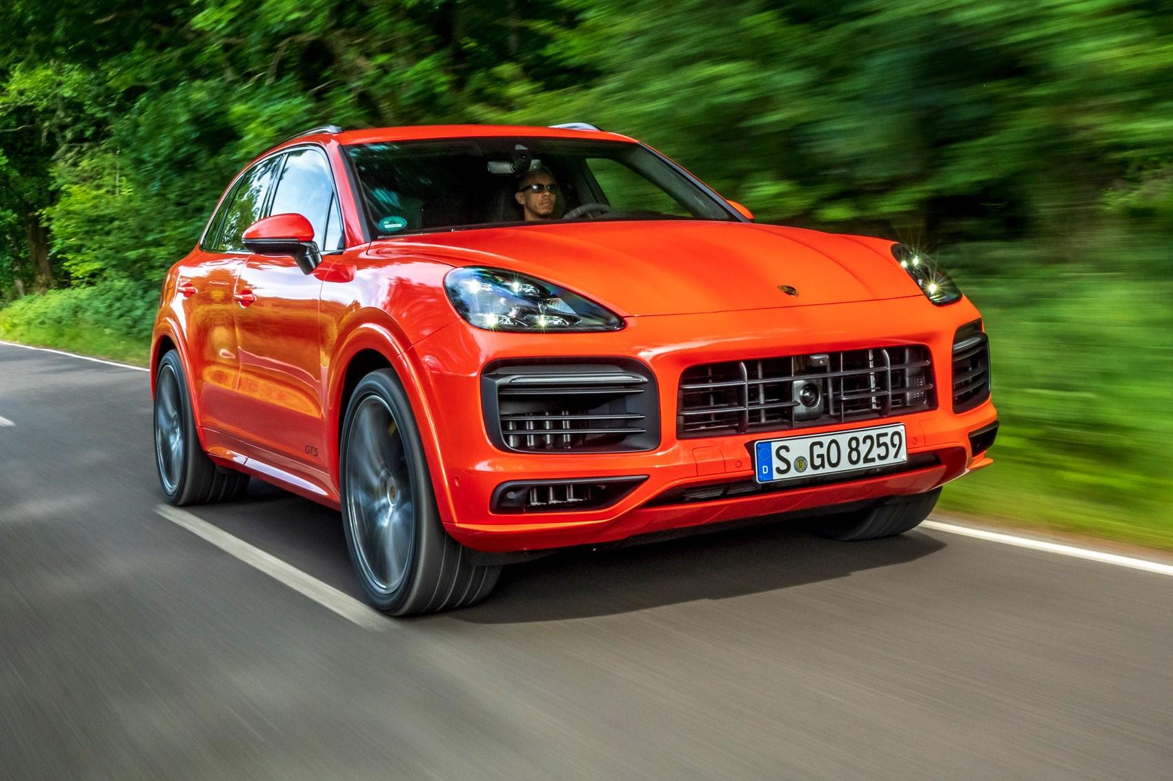 Porsche Cayenne Gts 2020 Review Adding A Little Spice Car Magazine