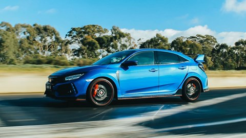 Honda Civic Type R vs Hyundai i30 Fastback N