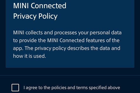 mini connected privacy
