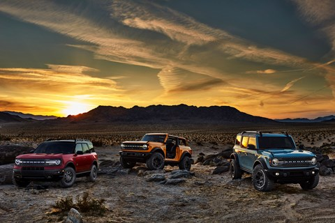Bronco group