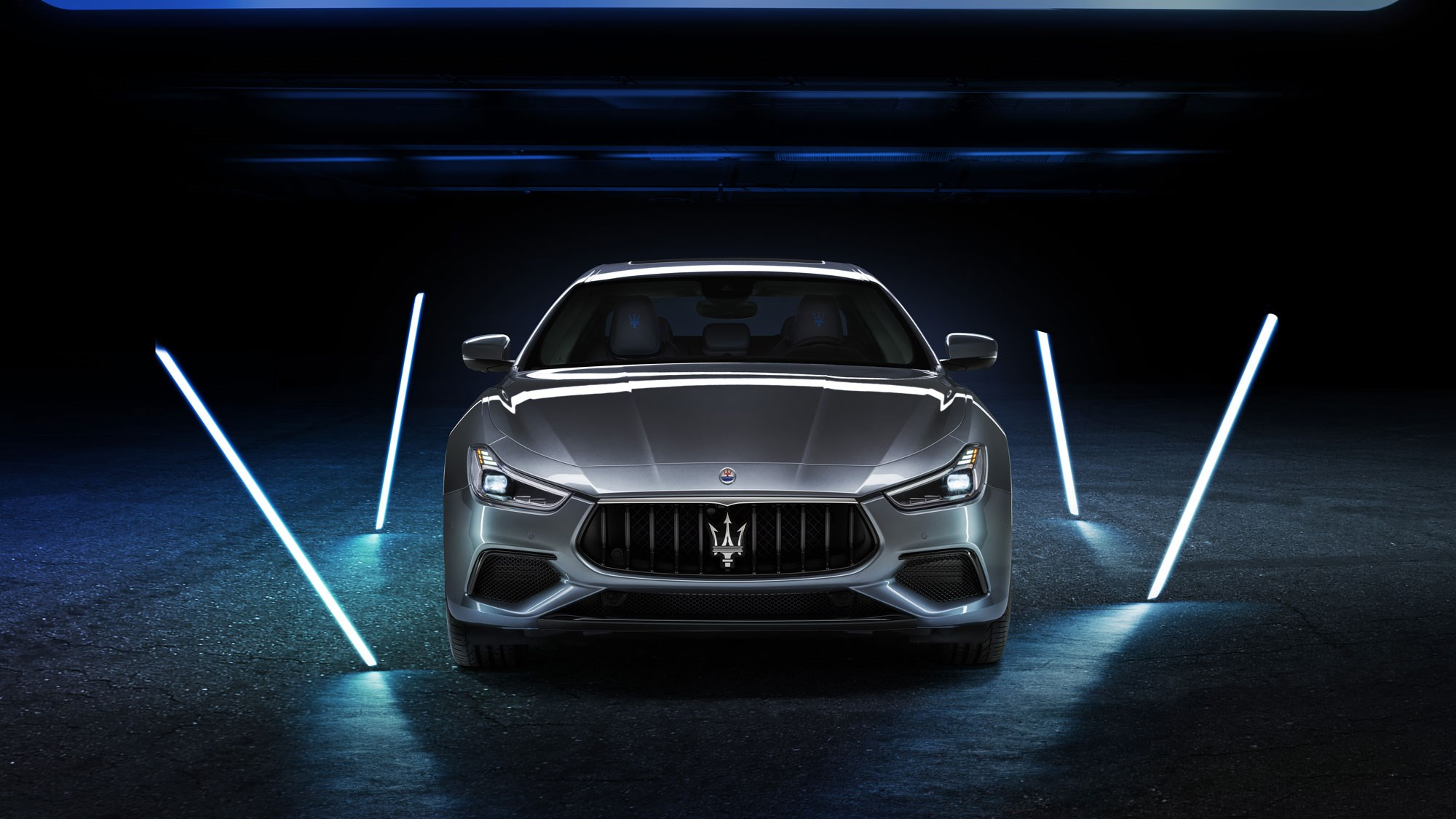 New Maserati Ghibli Hybrid begins brand's electrifed era