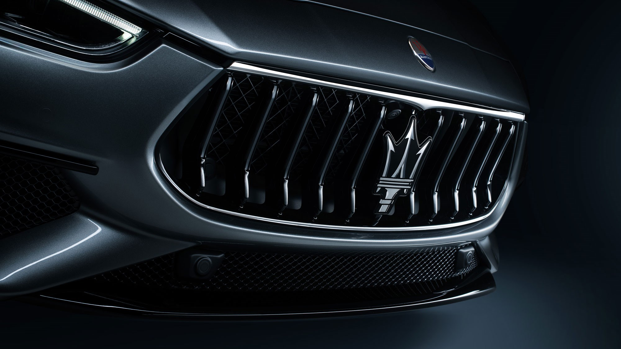 Maserati Just Unveiled Its First Electrified Car, the 330 HP Ghibli Hybrid