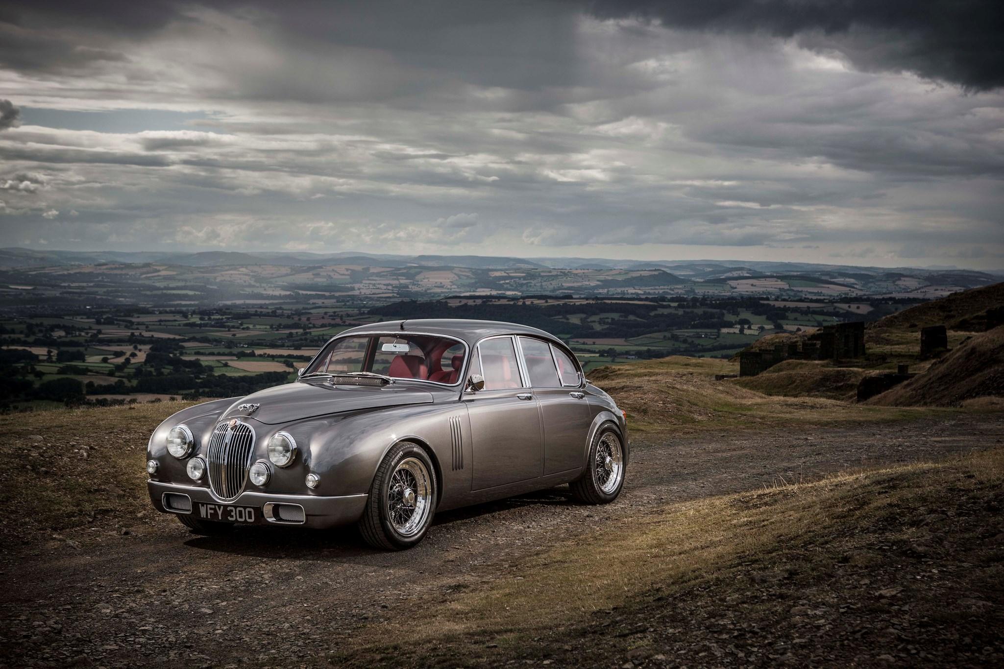 Ian Callum S Jaguar Mk2 Hot Rod