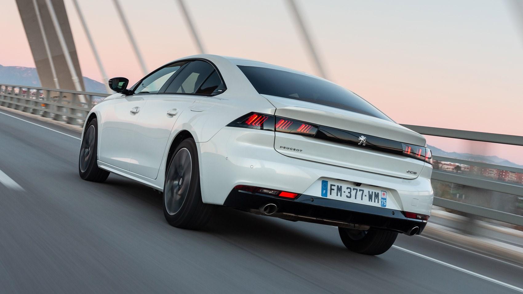 508 hybrid rear tracking