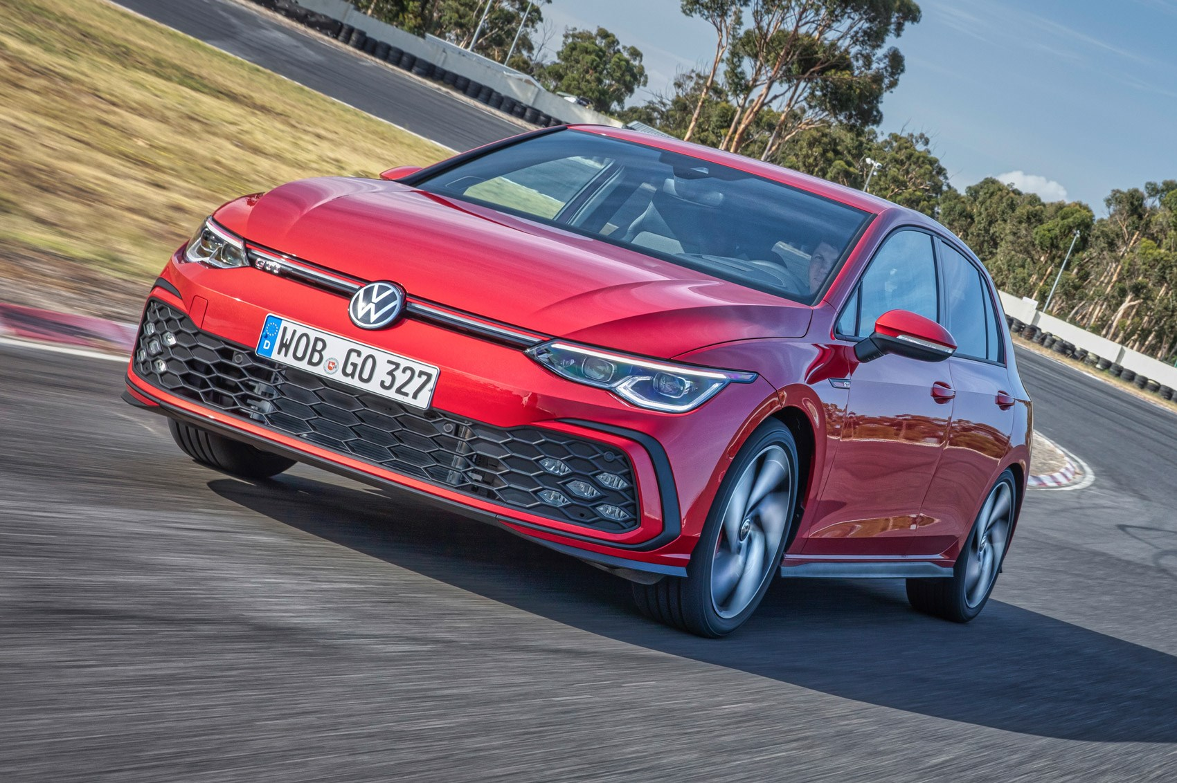 Vw Golf Gti 2020 Review Eight Is Great Car Magazine