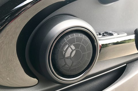 Mini electric ltt speaker