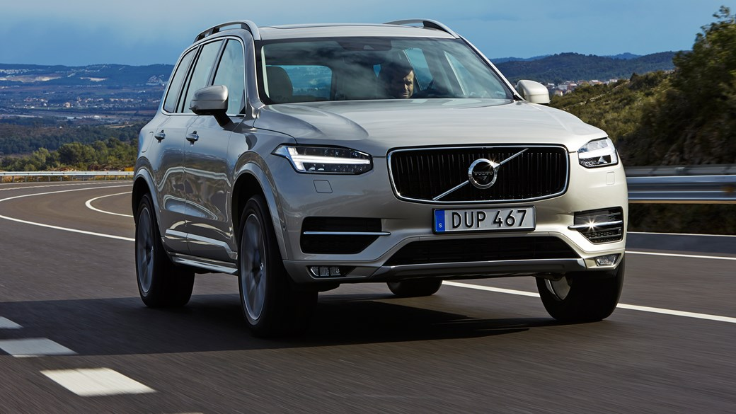 Volvo xc90 d5 2015 review car magazine car reviews the new volvo xc90 publicscrutiny Image collections