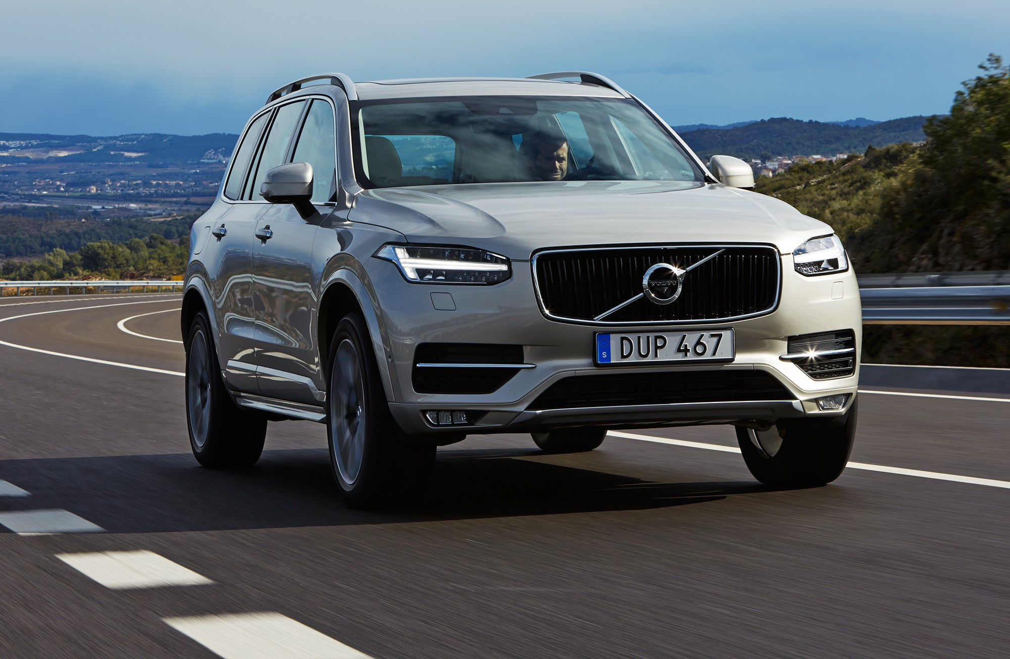 Car Reviews The New Volvo Xc90