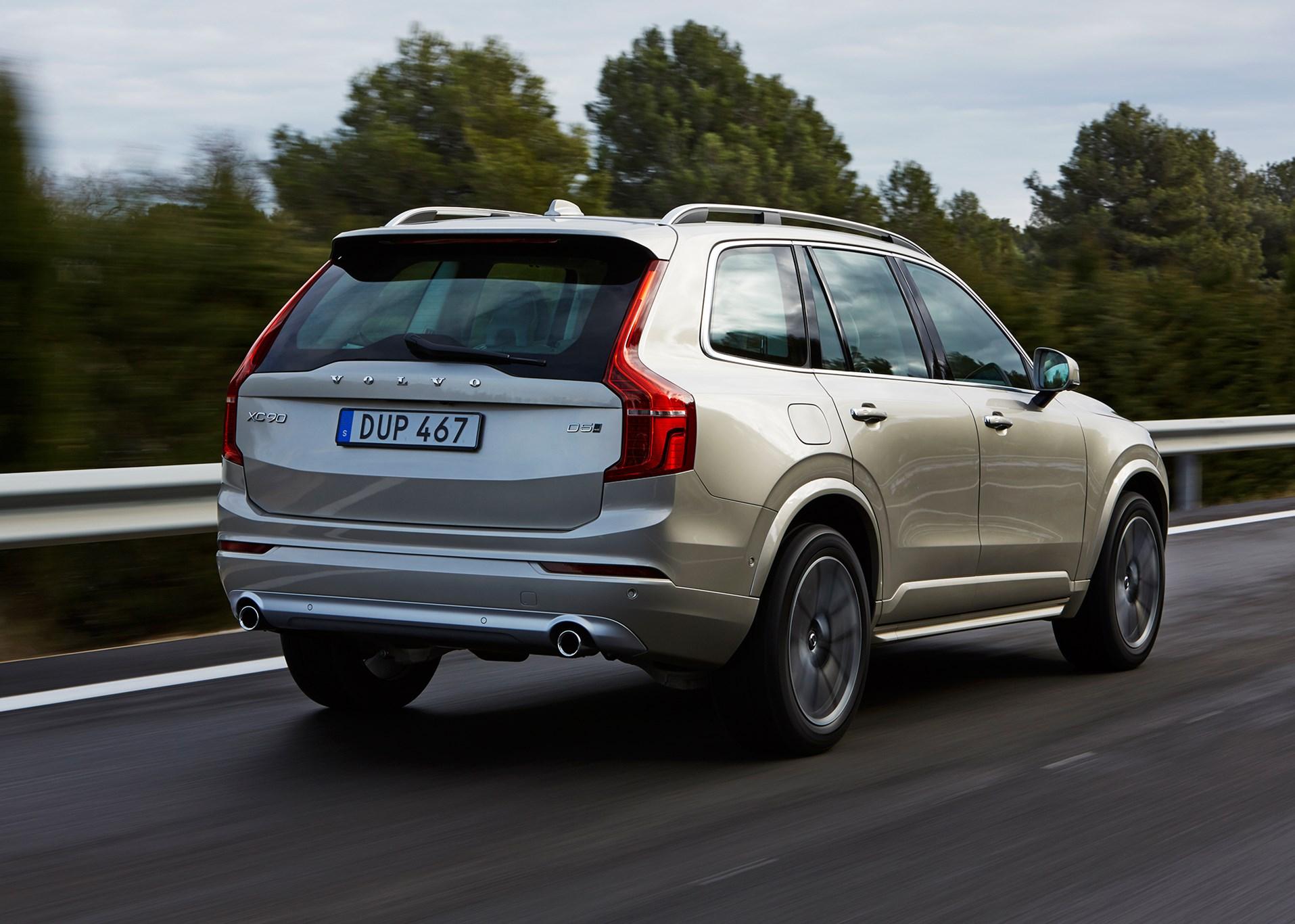 Volvo Xc90 D5 2015 Review Car Magazine