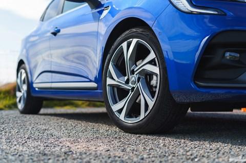 Clio LTT wheels