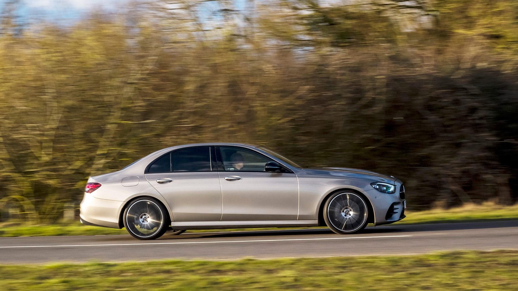 Mercedes-Benz E-Class 2021 side